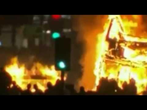 UK Riots Montage - 2011