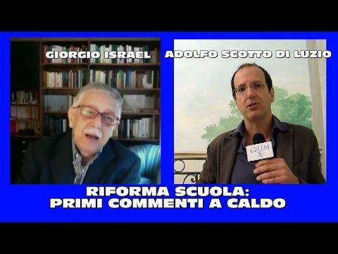 RIFORMA SCUOLA, PRIMI COMMENTI A CALDO