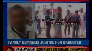 Molested by 3 men, girl commits suicide; family demands justice for daughter - NEWSXLIVE