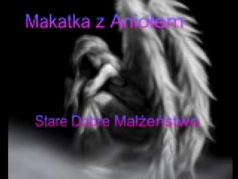 Stare Dobre Małżeństwo - Makatka z aniołem