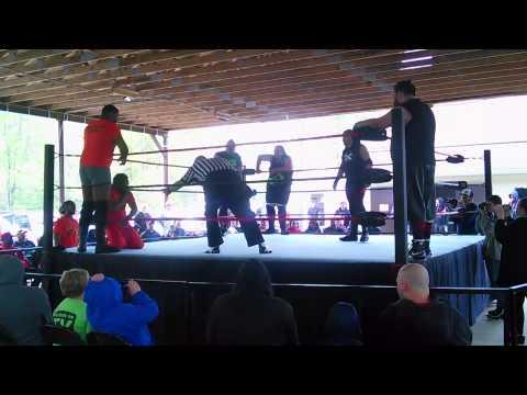 GXW Wrestling Apr25 2015