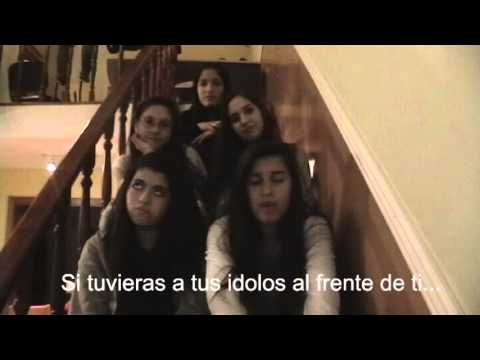 One Direction - Video Diary Week 2 (Fan Video)