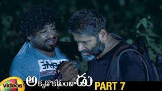 Akkadokaduntadu 2019 Latest Thriller Telugu Movie HD   Ravi Babu   2019 New Telugu Movies   Part 7 - MANGOVIDEOS
