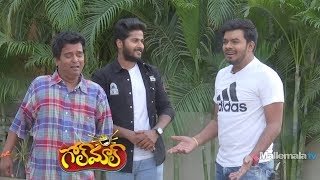Sudigali Sudheer Funny Byte about Golmaal Comedy Serial - Starting 11th March 2019 - MALLEMALATV