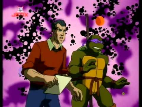 TMNT PL Wojownicze żółwie Ninja 2003 - Król 01E016