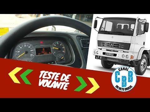 DICA TESTE DE VOLANTE PARA CAMINHÃO   MOSTRANDO PAINEL VÍDEO 01X04