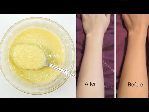 How to Get Fair Skin At Home in 1 Week Skin Whitening Secrets