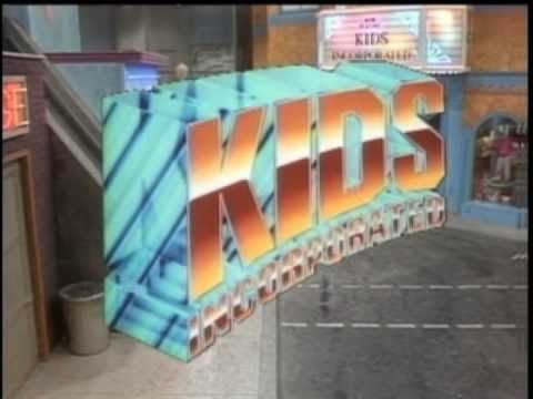 1985 Kids Incorporated Theme Song (HQ)