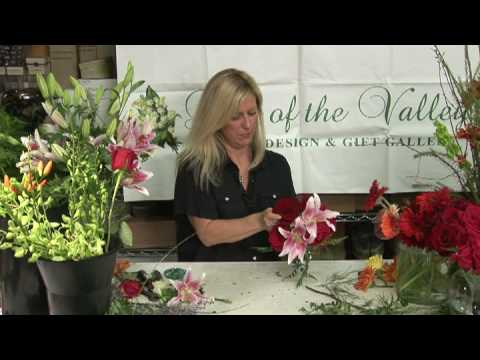 Wedding Flowers Floral Arrangements How to Make a Pink Rose Sphere