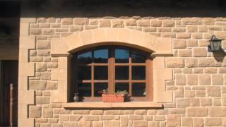 Revestimiento y Restauracin fachadas en Piedra Natural Obras de