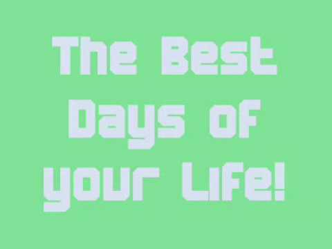 Kellie Pickler Best Days of your Life