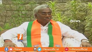 BJP MLA Candidate Yoganand Special Interview | Yoganand Vision For Serilingampally | iNews - INEWS