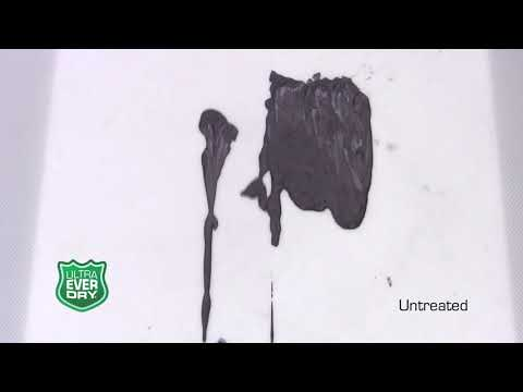 The Official Ultra-Ever Dry Product Video - Superhydrophobic and oleophobic coating