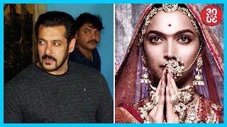 Salman Khan To Be The Chief Guest At IFFI, CBFC Returns Padmavati To Its Makers - ZOOMDEKHO
