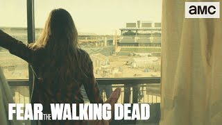 'Baseball Stadium Transformation' Behind the Scenes Ep. 402 | Fear the Walking Dead - AMC