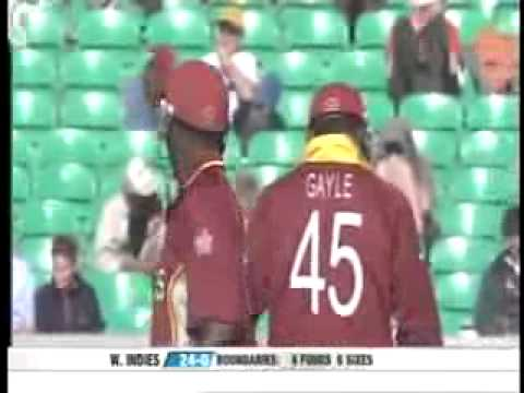 Chris Gayle, Gordon Greenidge like Shot, Magnificent Shot, Champions Trophy 2004