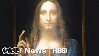 What Made The Da Vinci Painting Worth $450 Million (HBO) - VICENEWS