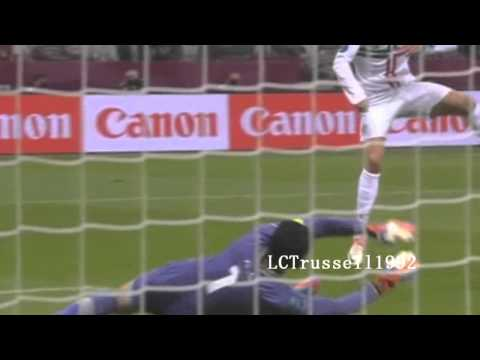 Euro 2012 Goalkeeper Saves