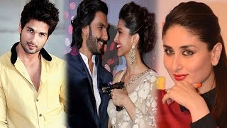 Kareena Kapoor Khan's approval makes Shahid Kapur wait, Ranveer Singh's PDA with Deepika Padukone
