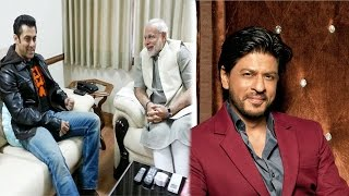Salman Khan's invite to Narendra Modi, Shahrukh Khan promoting Happy New Year post release!