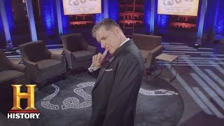 How Tall is Craig Ferguson? Join Or Die: Premieres Thurs Feb 18 11/10c | History - HISTORYCHANNEL