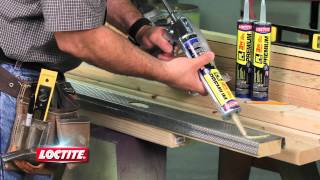 LOCTITE PL PL Premium Fast Grab Brown Interior Exterior Multi-purpose Adhesive