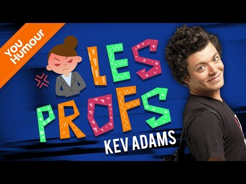 Kev Adams VS. les profs