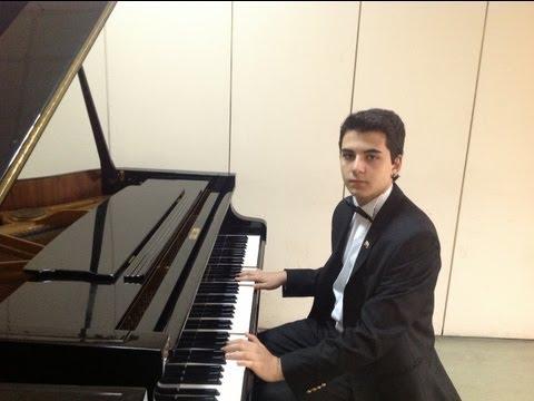 Elif Dedim Be Dedim Piyanist Yakartepe Enstrümantal Türk Halk Müziği Yöresi:Kütahya Türkü