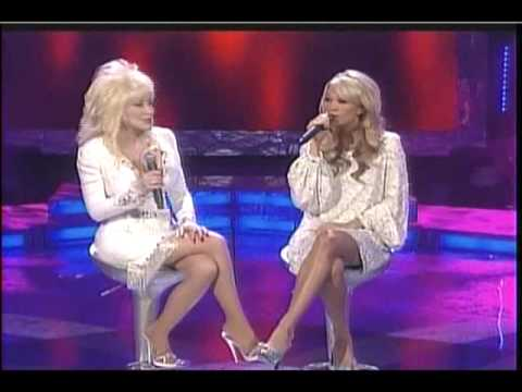 Carrie Underwood & Dolly Parton I Will Always Love You
