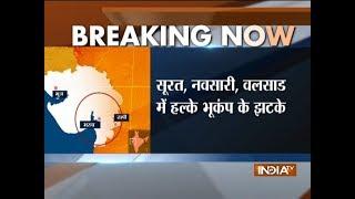 3.7 magnitude earthquake hits South Gujarat - INDIATV