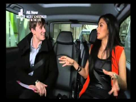 Nicole Scherzinger -  Day in the Life