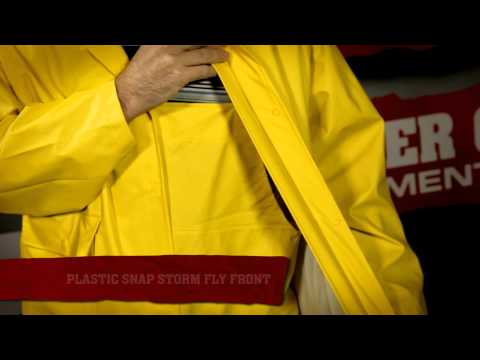 MCR Safety 5182Y Rainwear