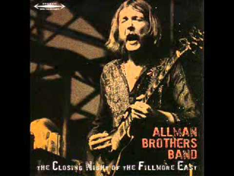 Allman Brothers Band - In Memory Of Elizabeth Reed - Closing Night At The Fillmore (6/27/71)