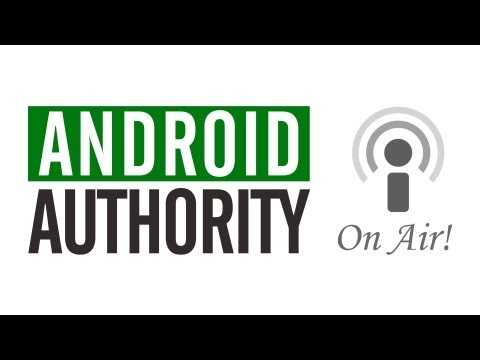 Android Authority On Air - Episode 64 - Google IO13