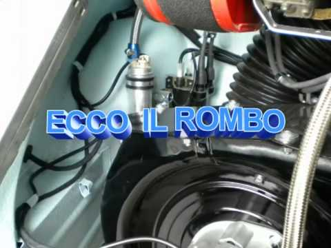 Fiat 500 Elaborata Power Car
