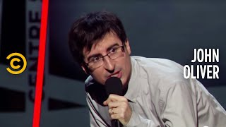 John Oliver's Rousing Halftime Speech to America - John Oliver's New York Stand-Up Show - COMEDYCENTRAL