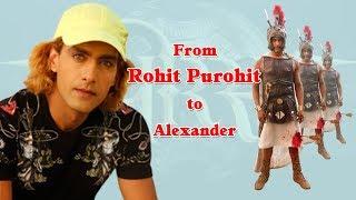 I give Urdu lessons to Sheena: Rohit Purohit | Exclusive | Tellychakkar | - TELLYCHAKKAR