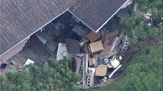 Sinkholes threaten Florida homes after Irma - ABCNEWS