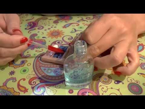 Домашний лак для ногтей
