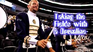 Royalty Free :Taking the Fields with a Drumline