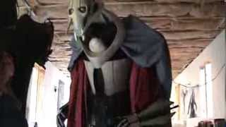 General Grievous Costume - Goofing Off
