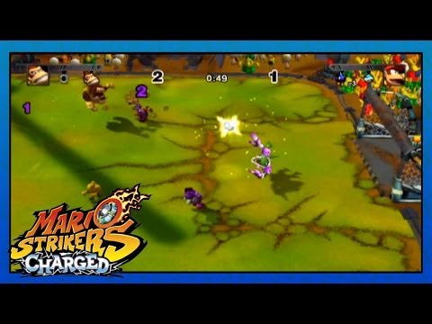 Mario Strikers Charged - An Extremely Bad Decision