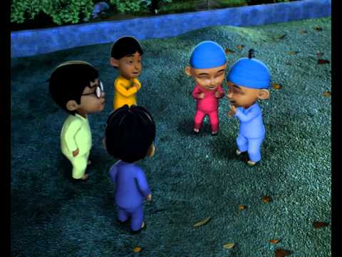 Upin &amp; Ipin - Kisah Dua Malam (Bah. 1)