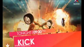 It's time for the action packed Kick, tonight at 9 PM only on Star GOLD! - STARGOLD