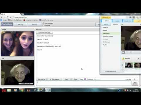Chatroulette