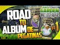 Plantas vs Zombies Garden Warfare: Road to Álbum de Pegatinas #1 (Accesorios & Habilidades)