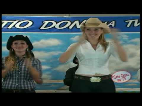 GRUPO DE DANÇA WEST COUNTRY - NO PROGRAMA TITIO DONI NA TV
