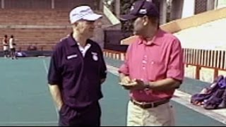 Ric Charlesworth opens up about Indian hockey (Aired: June 2008) - NDTV