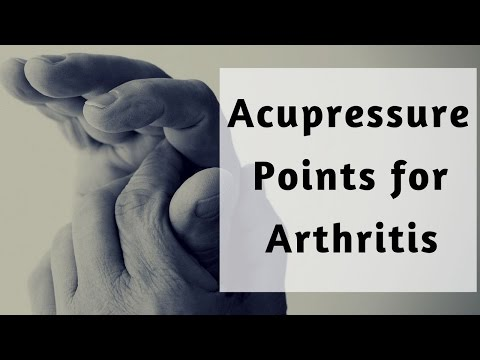 Acupressure Points for Arthritis - Massage Monday #316