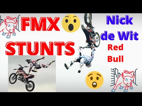 Red Bull FMX (Nick De Wit)